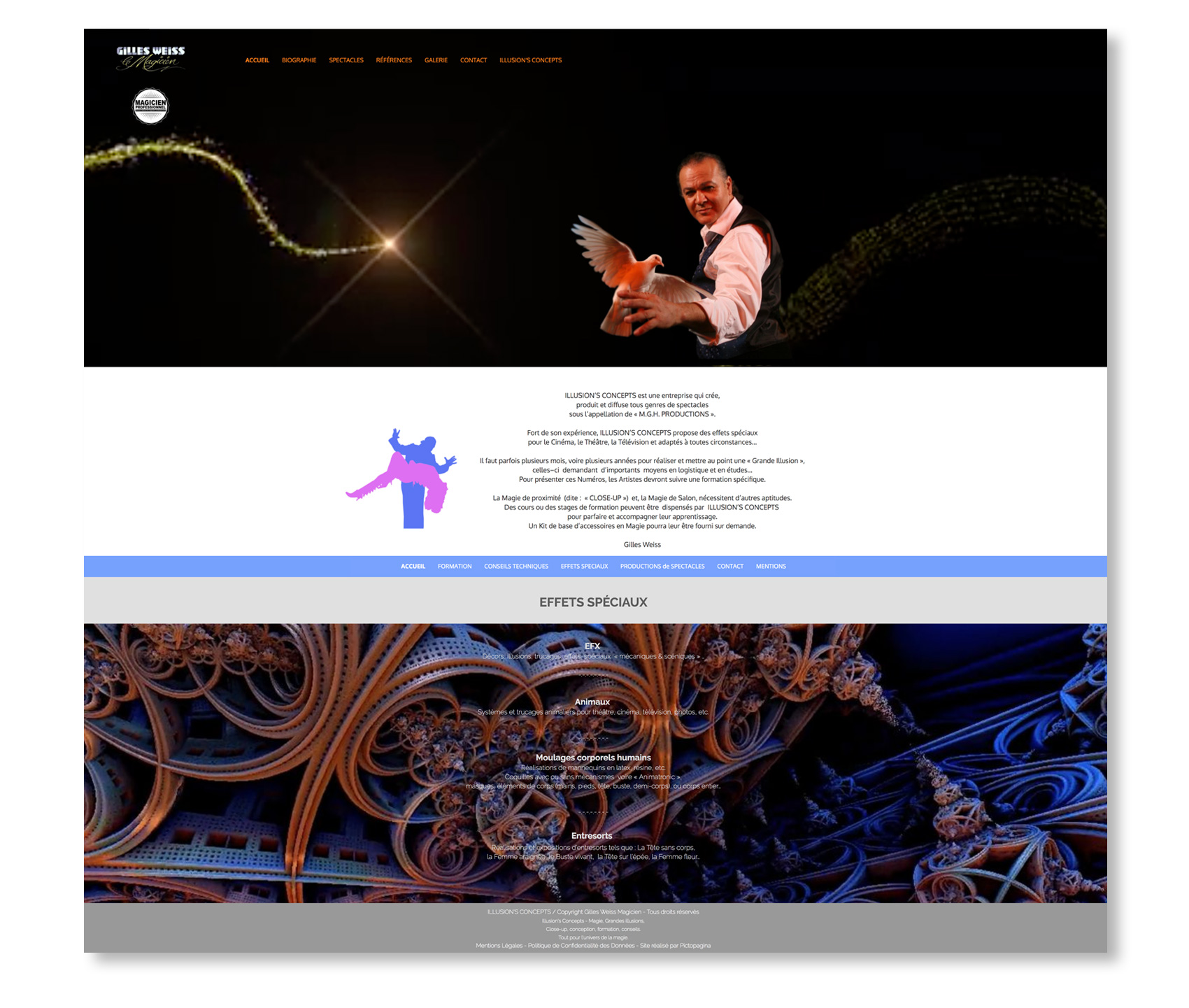 pictopagina-real-site-gilles-weiss-&-illusions-concepts